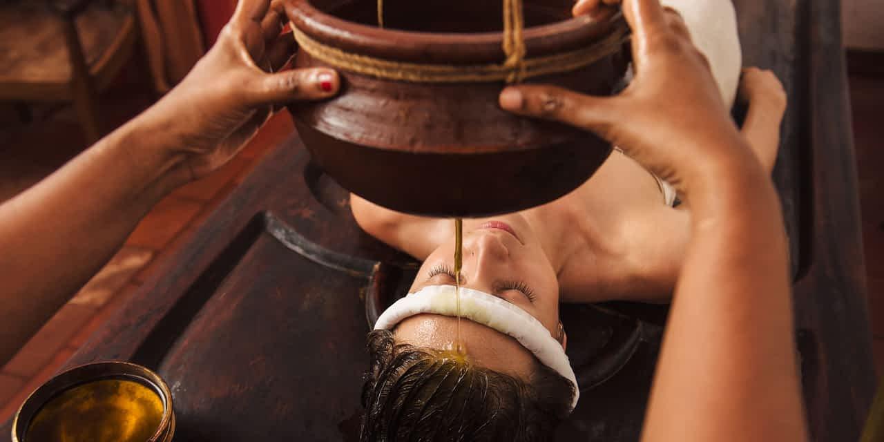 Massagen und Ölbehandlungen