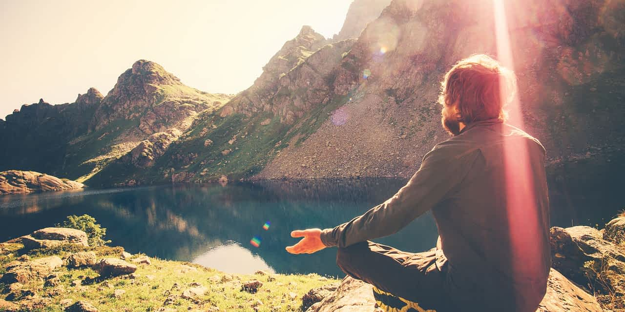 Meditation in der Medizin