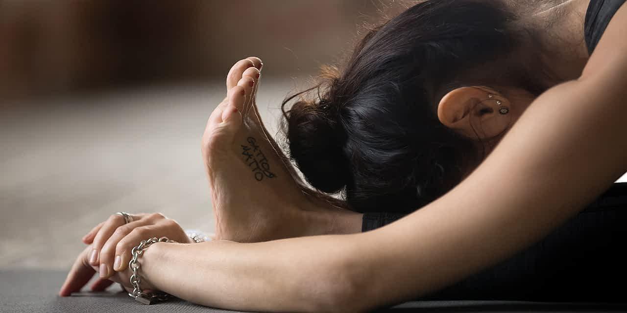 Yoga-Basissequenz zum Ausprobieren