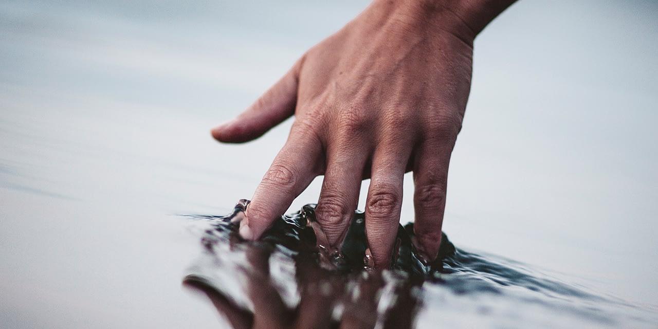 Hände sprechen Bände