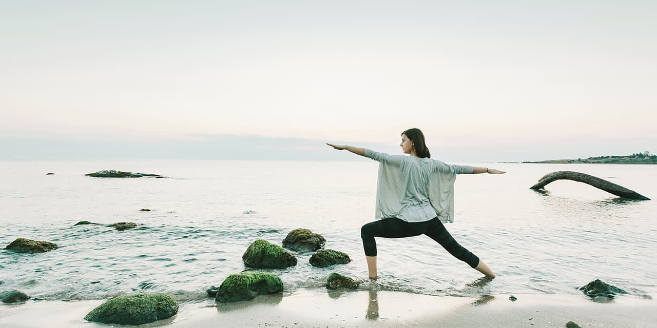 Verjüngung dank Yoga