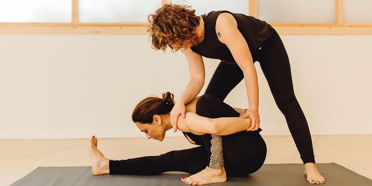 Übungen fürs Wohlbefinden