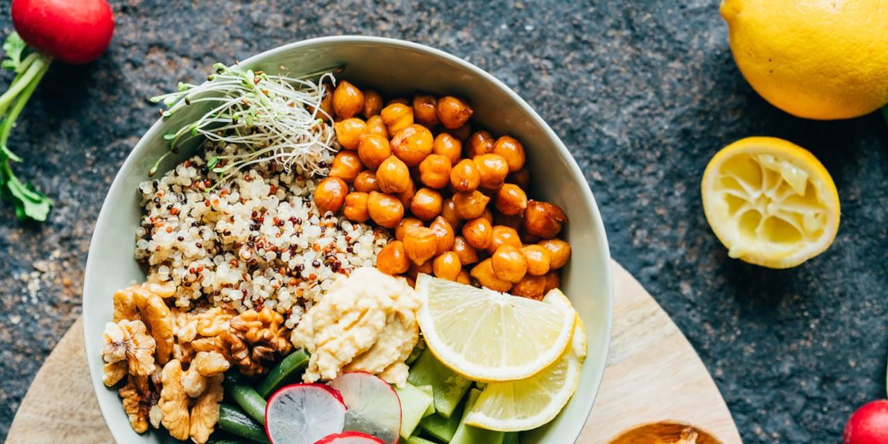 Gesund essen mit den richtigen Kombinationen