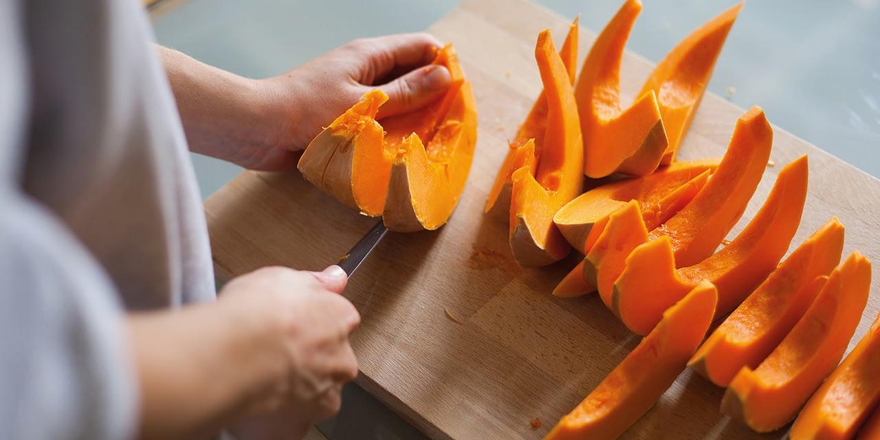 Schonende Kost für ältere Menschen