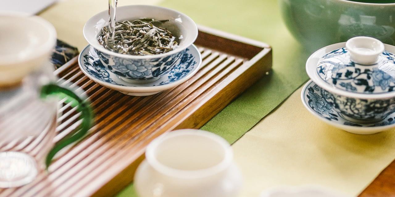 Ayurveda-Tipp: Anregende Tees im Winter
