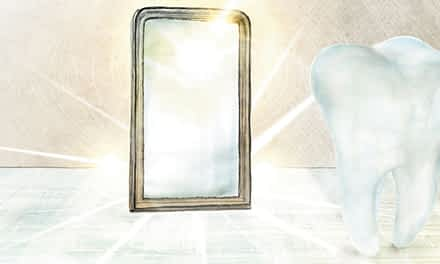 Spiegelbild der Seele