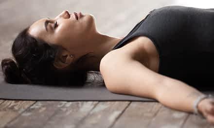 Loslassen und entspannen mit Yin Yoga