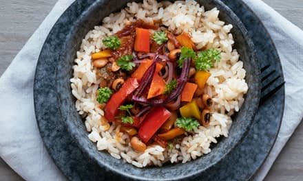 Reis – Speise der Armen und der Götter