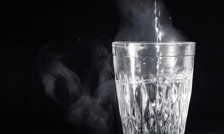 Heißes Wasser