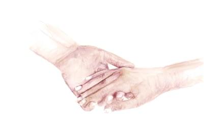 Diagnosetechniken im Ayurveda – Teil 5: mit den Händen sehen