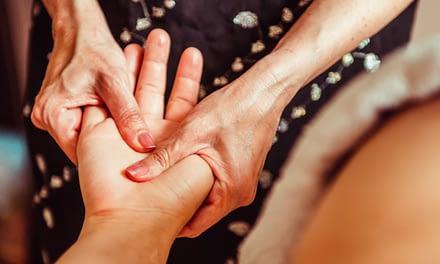 Marma-Punkte in der Ayurveda-Massage