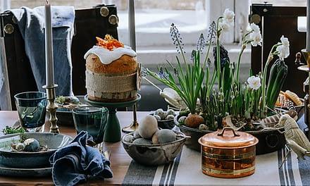 Köstliches Ostermenü