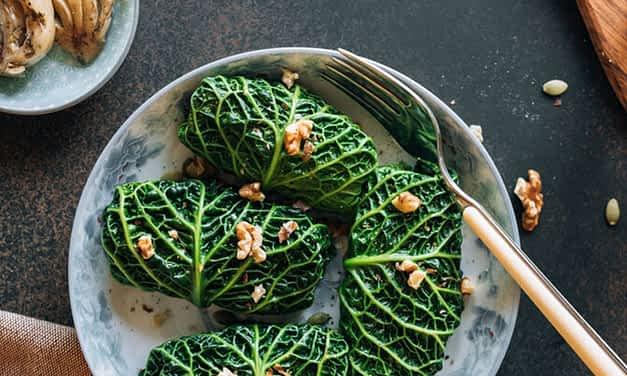 Ayurveda-Menü für die kalte Jahreszeit