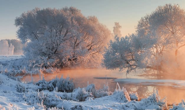 Winter aus der Sicht des Ayurveda