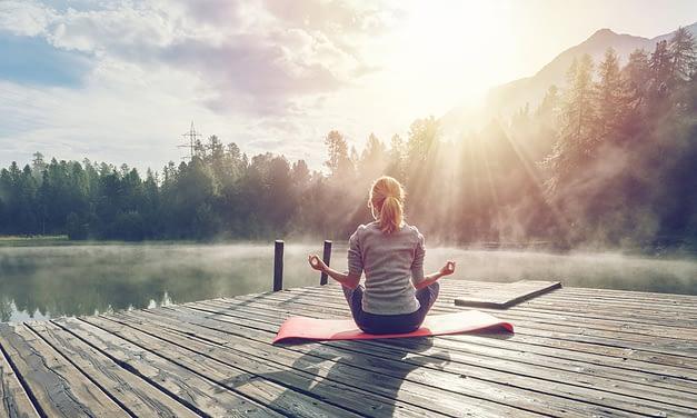 Yoga und Therapie